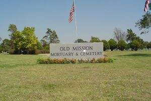 Old Mission Wichita Park Cemetery