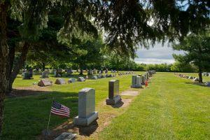 St. John Neumann Cemetery