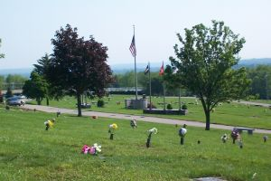 Crown Hill Memorial Park & Mausoleum
