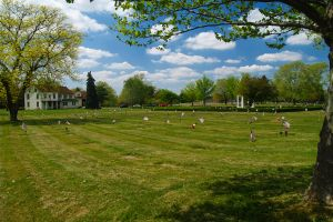 Cemeteries in Maryland
