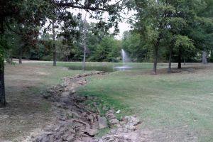 Memorial Park South Woods