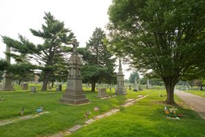 New Cathedral Cemetery