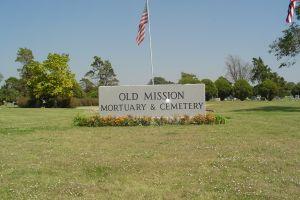 Old Mission Wichita Park Cemetery