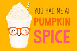 Learn From The Pumpkin Spice Trend