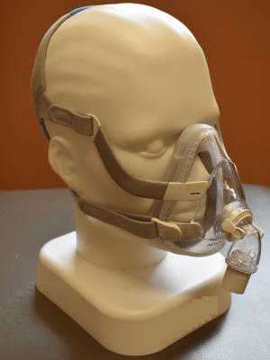 Full Face Mask -side