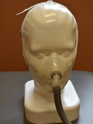 Standard Nasal Mask - front