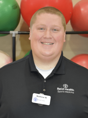 Matthew W. - Medical Fitness Manager