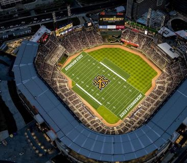Image for KSU Football game at SunTrust Park