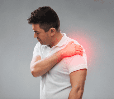 Image for Shoulder pain