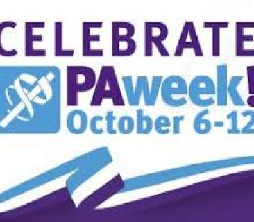 Image for National PA Week 2019