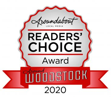 Image for Around Woodstock Readers' Choice Awards