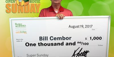 July Super Sunday Winner: Bill Cembor! August 23, 2017. Bill Cembor Of  Loganville Is The Most Recent Better Homes And Gardens Real Estate Metro  Brokersu0027 ...