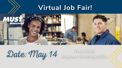 Virtual Job Fair image