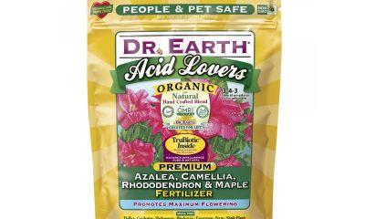 a bag of fertilizer