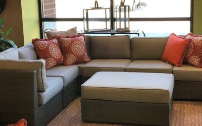 Canyon 5pc Sectional