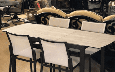 5 pc Flight Dining w/Extension Table