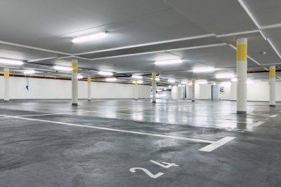 Exterior, Parking, & Landscape