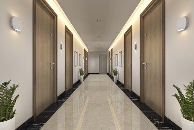Guest Corridor
