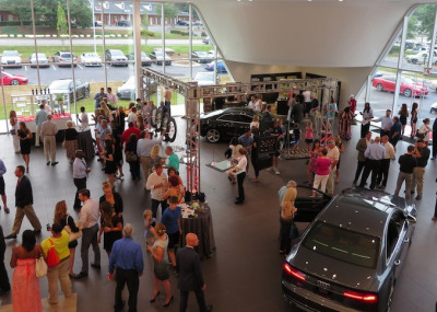 Audi North Atlanta Grand Opening