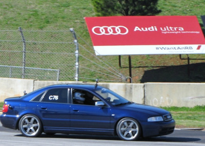 Driving School at Road Atlanta March 2012