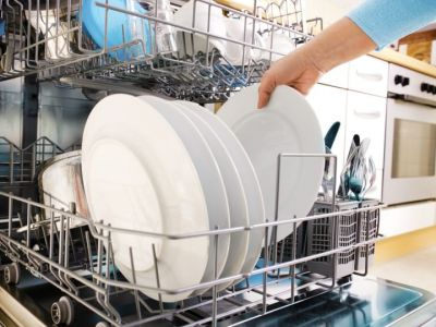 Save Time and Money Washing Dishes With This DIY Hack