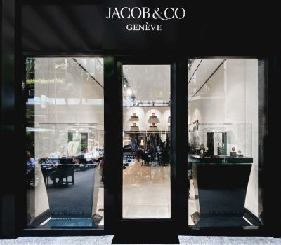 Jacob & Co. at Bal Harbour Shops