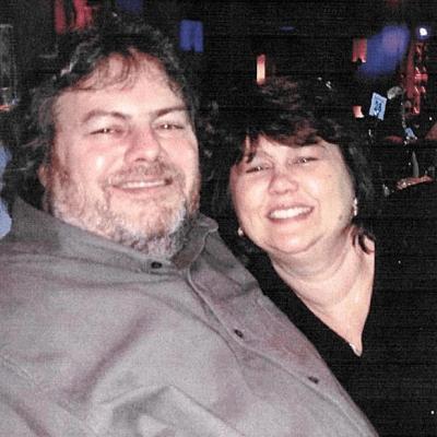 Doug and Gail before image