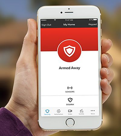 Image for Smart Home Security & Control
