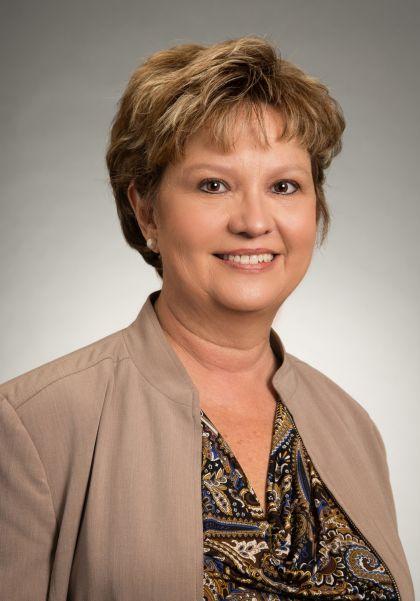 Donna Fisher, Chief Administrative Officer