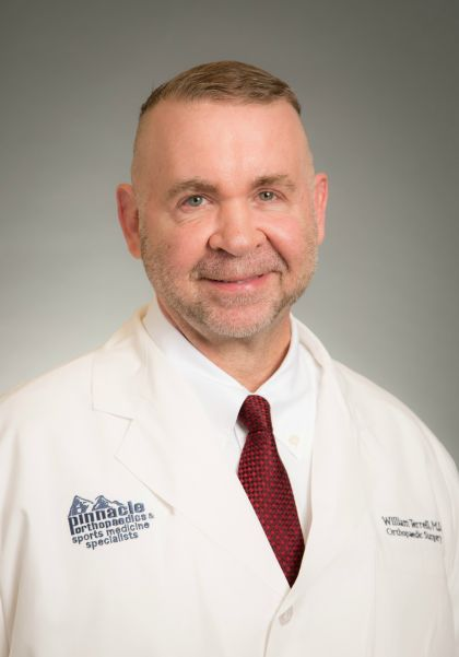William Dean Terrell, M.D.