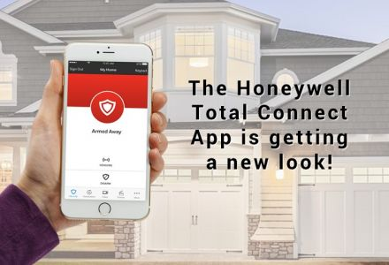 Honeywell Total Connect App is Getting a New Look