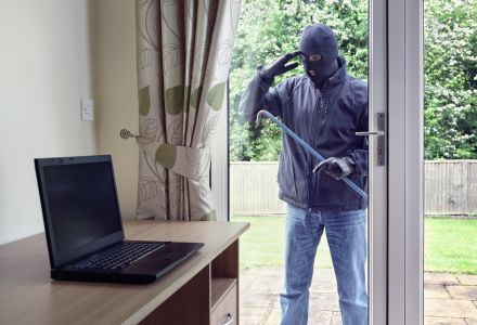 5 Surprising Statistics About Home Break-Ins