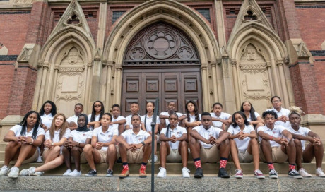Atlanta youth make history at Harvard - AGAIN!