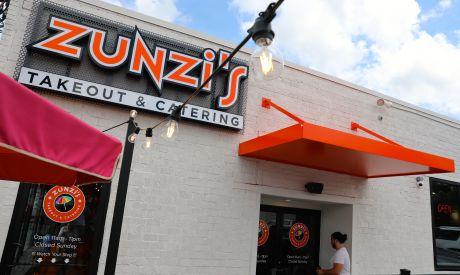 Barstool Sports Fund + Zunzi's