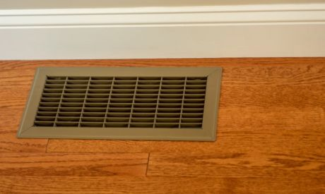 Ducts Behind Walls? Here's How to Improve Airflow Anyway