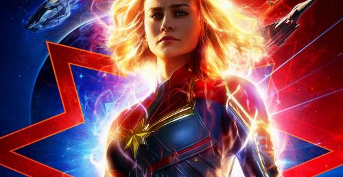 Movies by Moonlight - Captain Marvel