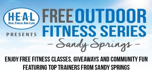 Free Outdoor Fitness Series