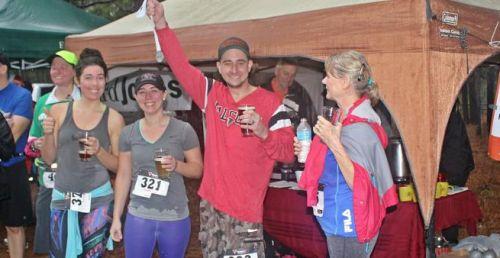 Dauset Trails Huff N Puff ½ Marathon