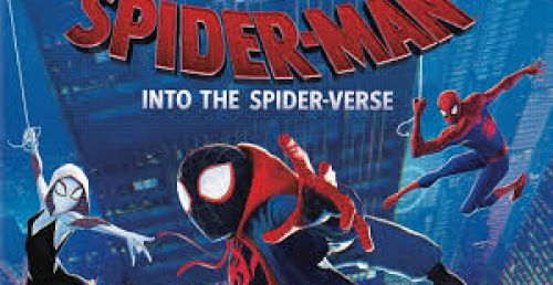 Movies by Moonlight - Spider-Man Into the Spiderverse