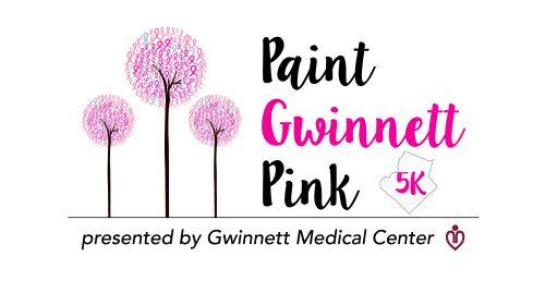 Paint Gwinnett Pink 5K