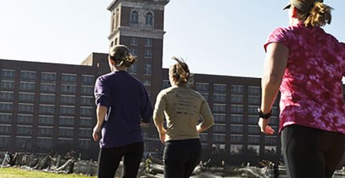Run the Atlanta BeltLine Eastside Trail!