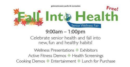 Fall into Health Senior Fair