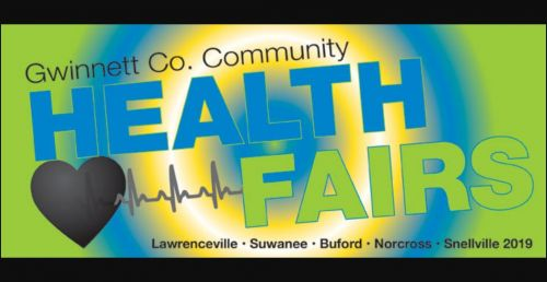 Gwinnett County (Snellville) Health Fair