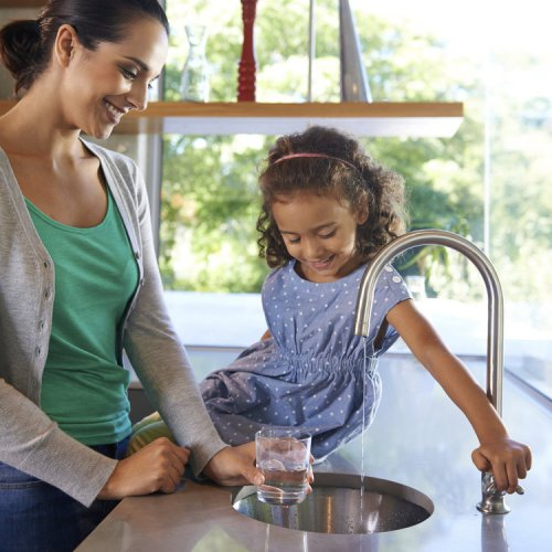 Top Benefits of Home Water Filtration image