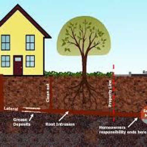 Trenchless Sewer Repair image