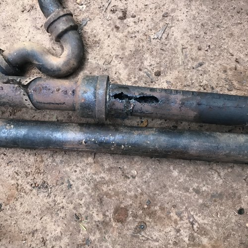 The Cast Iron Pipe Problem image