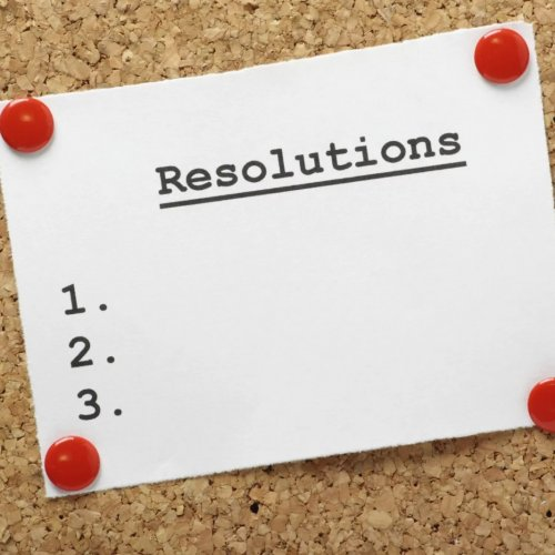 New Year's Resolutions for Your Home image
