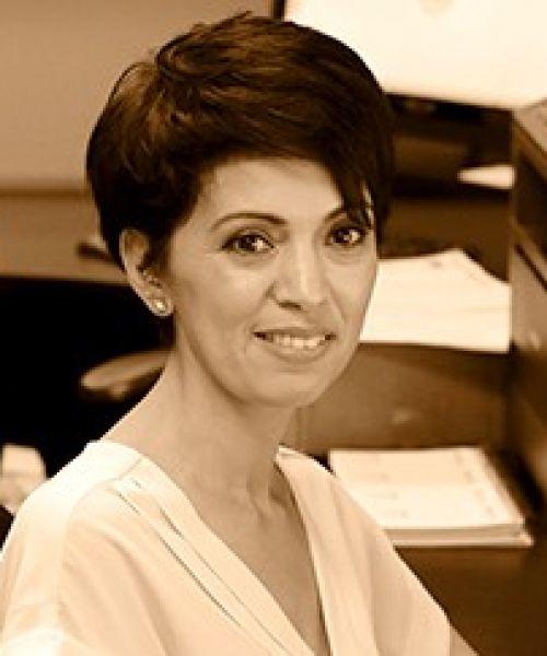 Headshot for Laila M. Sanousi