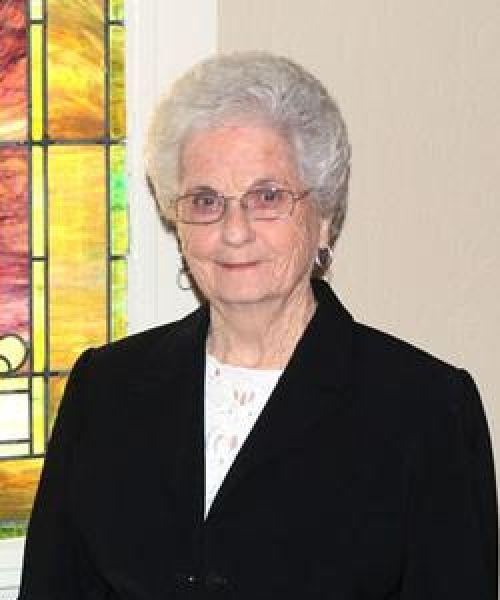Headshot for Edna McCormick