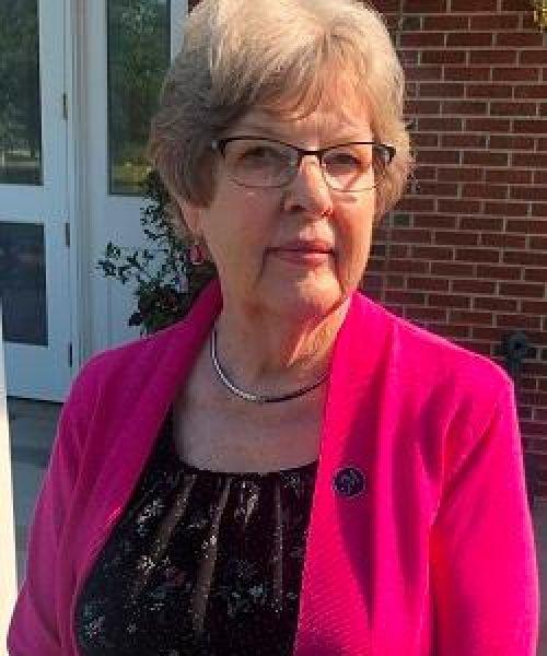 Headshot for Judy Wilkins